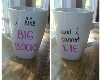 I like BIG books.