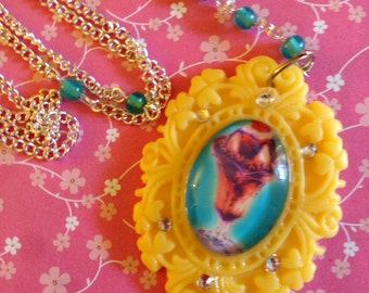 Ice Cream Sundae Kawaii Pendant Necklace
