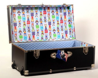 childu0027s storage trunk for treasures and memories