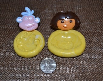 Dora and Boots Molds!