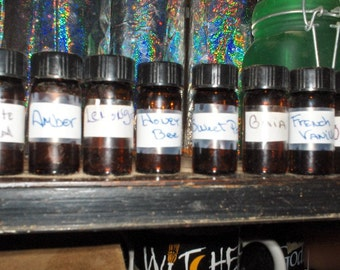 Pink Musk Oil 2 dram vial