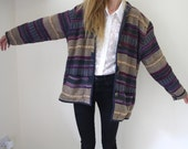 Vintage Women's Blazer Coat