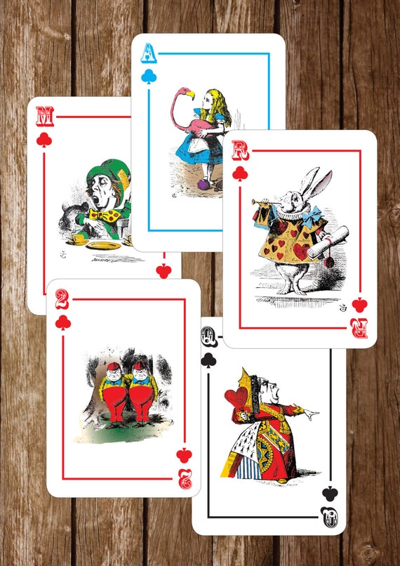 This is a graphic of Challenger Playing Cards Printable