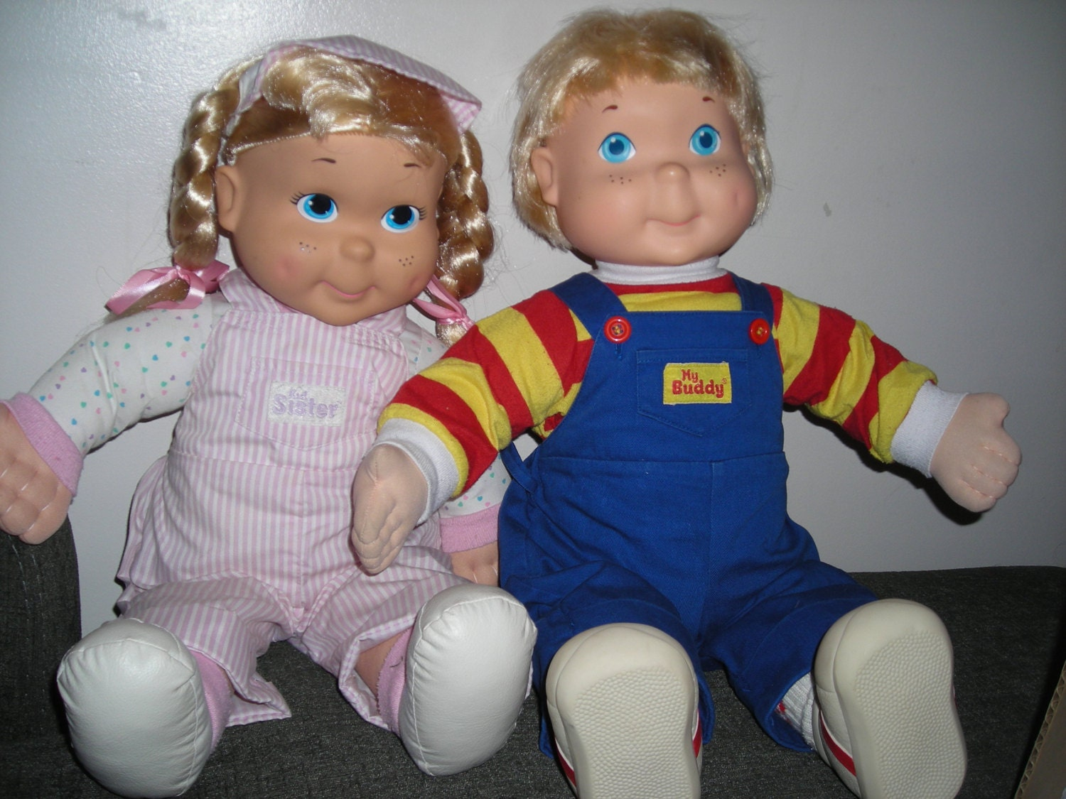My Buddy And Kid Sister Dolls
