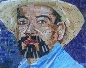 Hector HH self portrait 1. Series