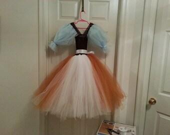 Cinderella Maiden Dress