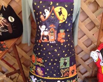 Debbie Mumm Halloween Apron