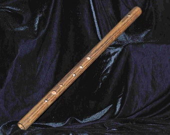 Hand crafted Irish Celtic flute
