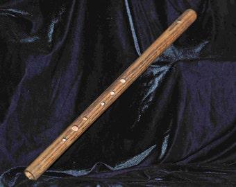 Hand crafted Irish Celtic flute