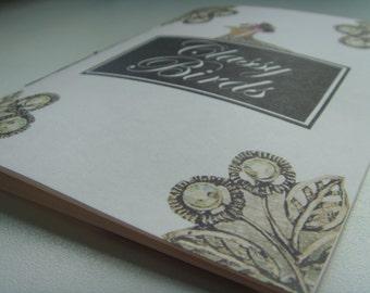 Classy Birds - Collage Zine / Artists Book