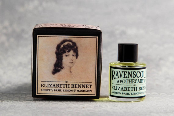 "Oil Fragrance ""Elizabeth Bennet"" 