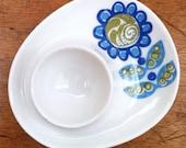 Figgio Flint 1960s vintage retro egg cup