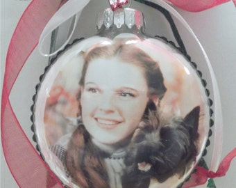 Wizard of Oz inspired Tribute Christmas Ornament 2