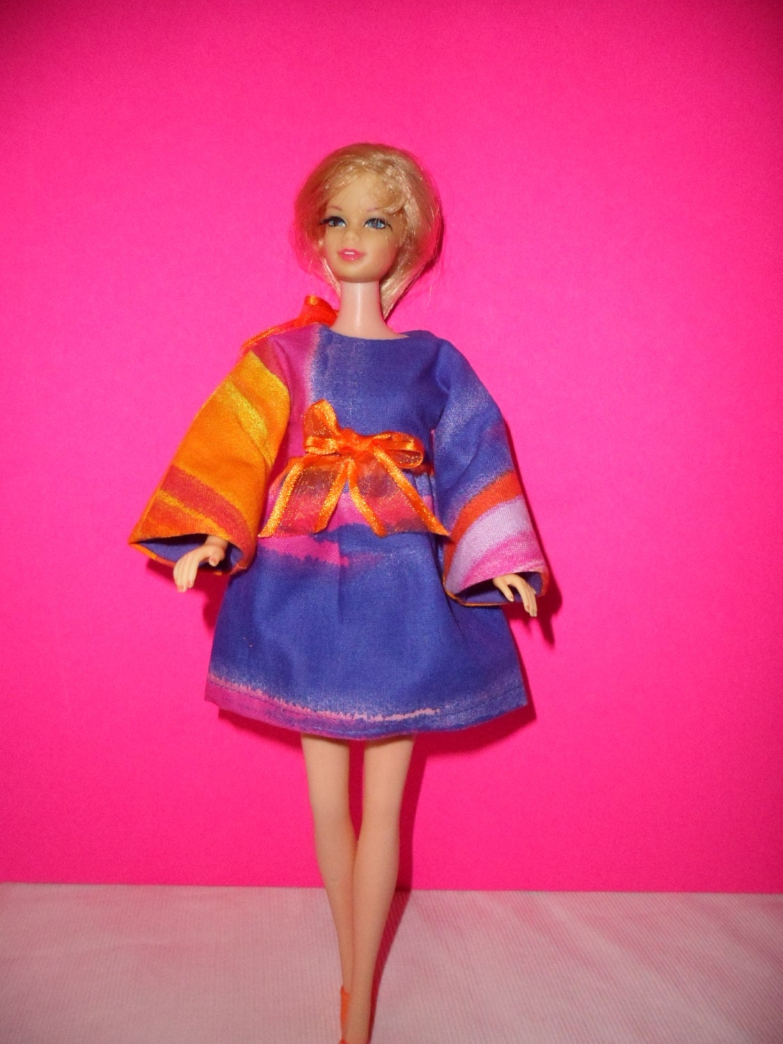 mod barbie stacy doll clothes fashions dress for vintage