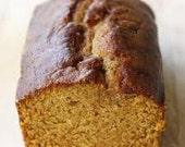 Pumpkin Bread - loaves
