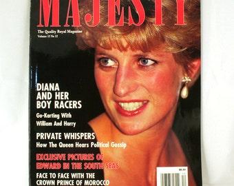 Majesty Magazine Vol.13 No.12
