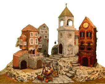 Small town model - Presepi