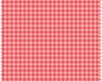 Paisley Romance Rose Gingham Fabric (2151-22) Studio-e Fabrics