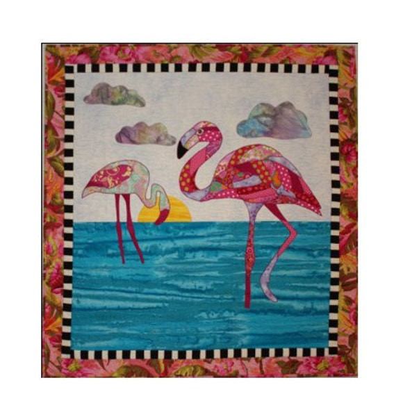 Bj designs patterns felicia flamingo by beaverheadsupplies for Bj custom designs
