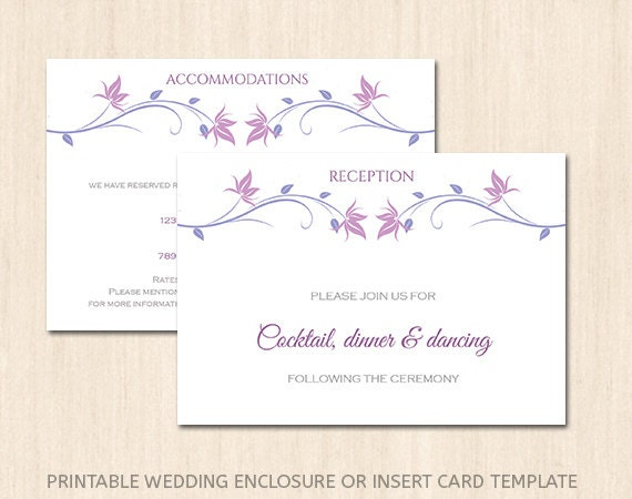 free template for wedding direction cards - 28 images - custom ...