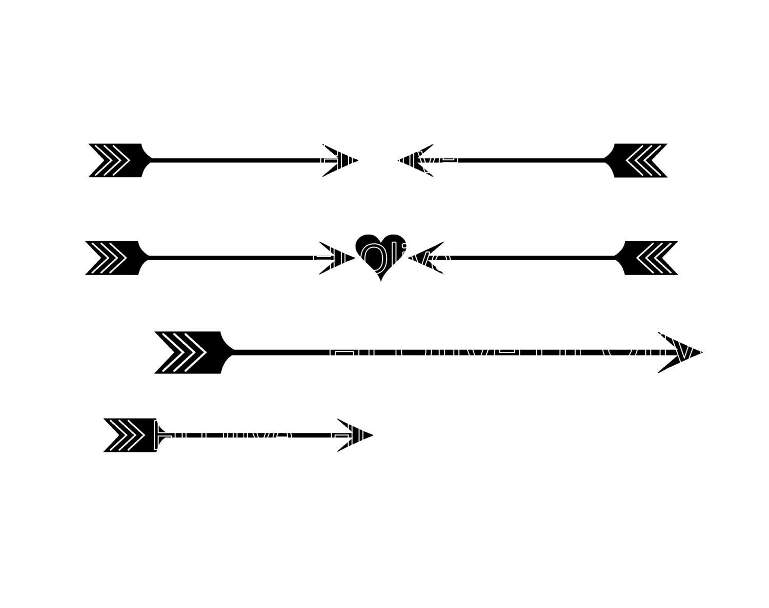 svg heart and arrow silhouette clip art valentines day clip. Black Bedroom Furniture Sets. Home Design Ideas