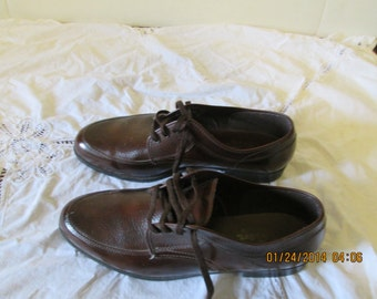 Vintage Chancellors Extra Wide Men's Oxford