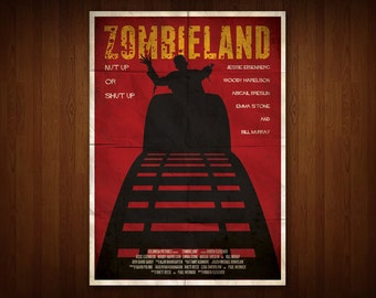Zombieland Poster (Multiple Sizes)