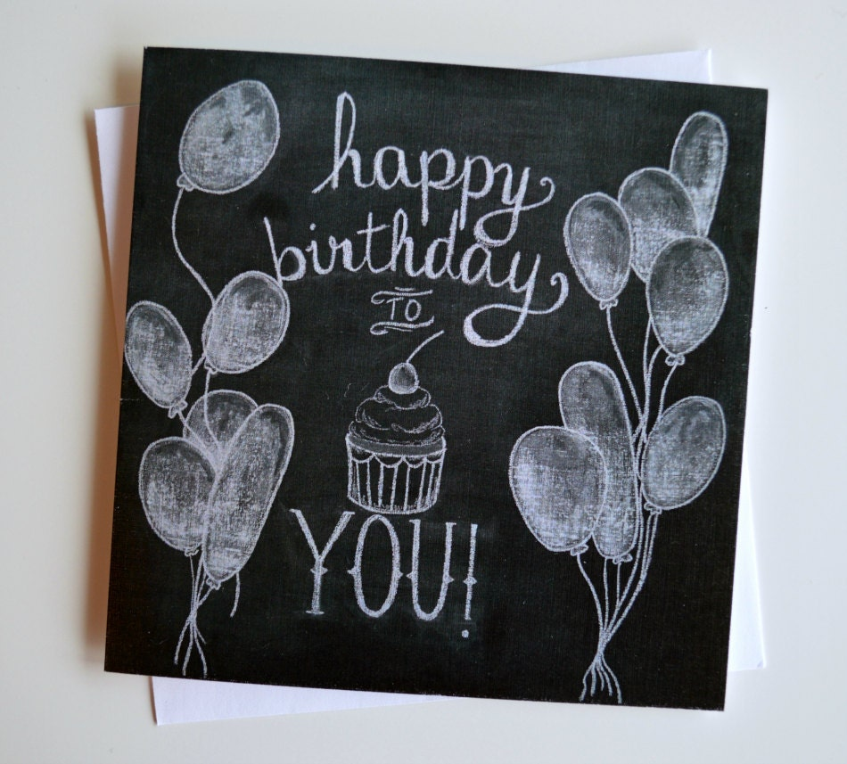 Hand drawn birthday – Birthday Card Drawing Ideas