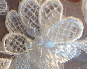 12 sets of Embroidered Appliques (2 appliques in each set)