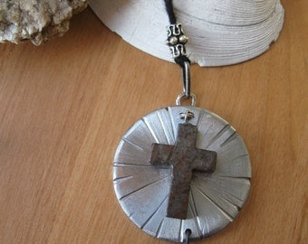 Items Similar To Small Masculine Cross For Men Or Young