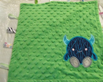 Monster Cuddle Blanket