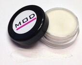 Sheer Tinted Lip Balm in Satin White