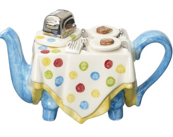The 'Breakfast Table ' Full Size Teapot