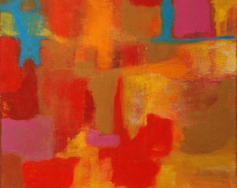 SALE Possibilities - Abstract Painting 16 x 20