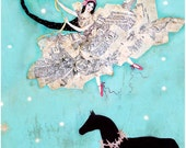 5 Postcard Set - Theater of Dreams