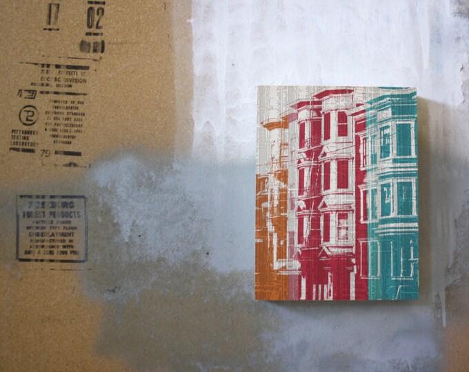 LAST CHANCE - San Francisco Rainbow Print