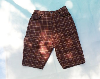vintage 90s designer shorts. awesome