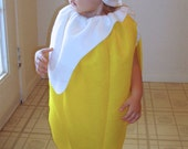 Baby Halloween Costume Banana Fruit Newborn Infant Toddler Boy Girl Twin Purim Photo Prop