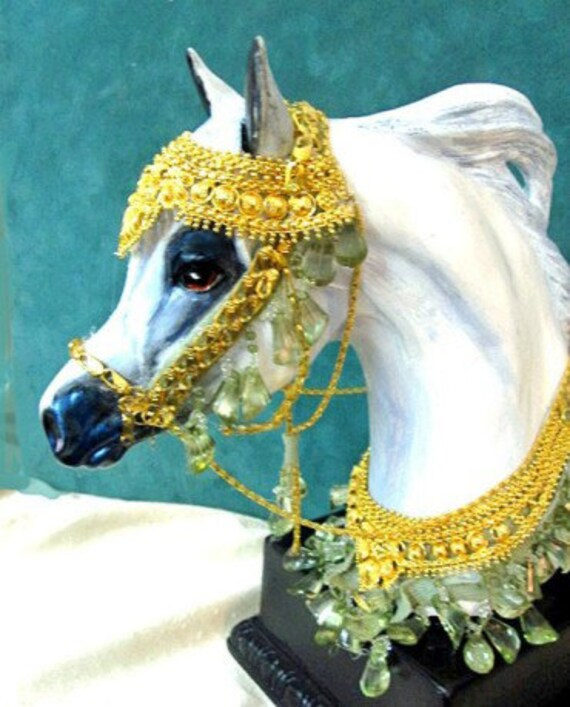 Egyptian horse costume arabian horse art egyptian