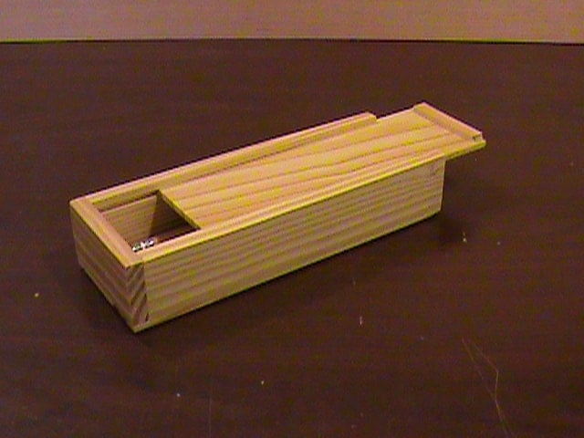 Pencil Wooden Box, 12 Gun Gun Cabinet Plans, Toy Box Plans ...