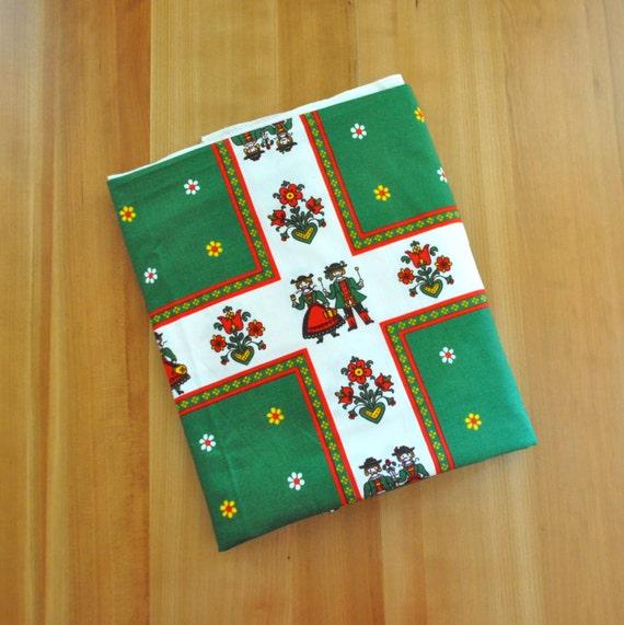 kolf austria cute folk fabric