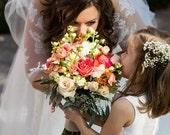 Bridal Headband,  Bridal Hair Accessories, Weddings, Rhinestone Headband, Headpiece, Crown, Wedding Headband, Double Strand, ATHENA DOUBLE