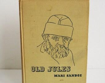Old Jules, 1935 Pioneer Biography