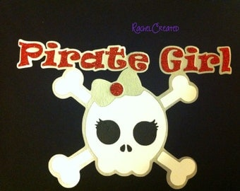 Pirate Girl Shirt