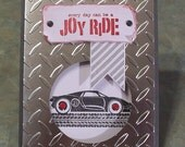 Stampin' Up Rev Up The Fun - Birthday Card - Race Car