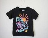 Vintage 90's Surfer T-Shirt, Size 2-4