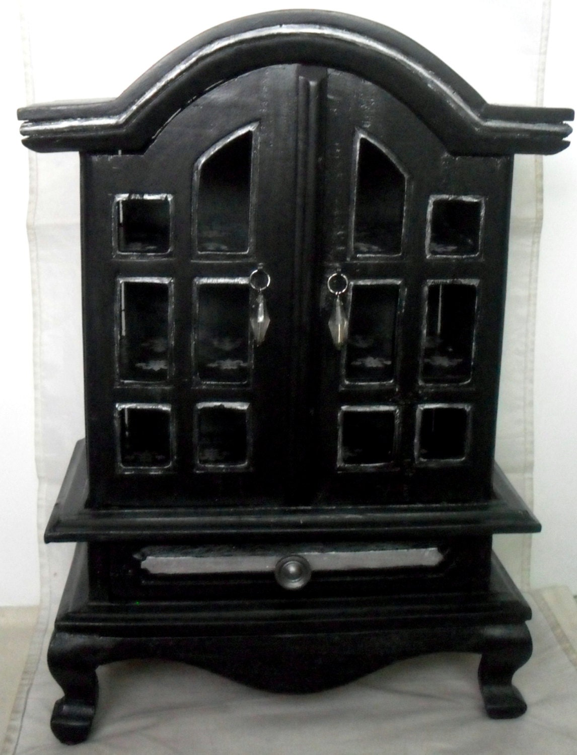 Gothic Home Decor Reserved For Twilightgirl2316