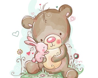 You're Unbearably Cute!