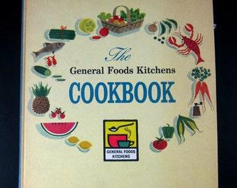 General Foods Kitchens Cookbook First Printing