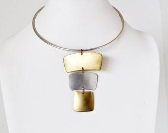 Dangling Mod Necklace